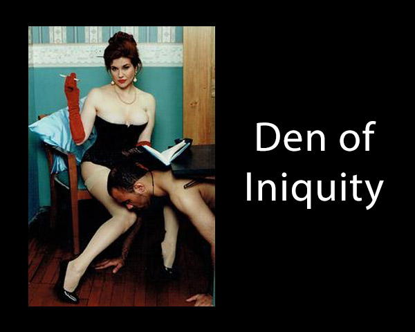Den of Iniquity BDSM Club